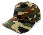 Blank Camouflage Baseball Caps Hats Wholesale
