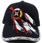 Native Pride Dreamcatcher Baseball Caps Hats Wholesale