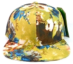 Wholesale Blank Floral Snapback Hats Caps - Wild Flower