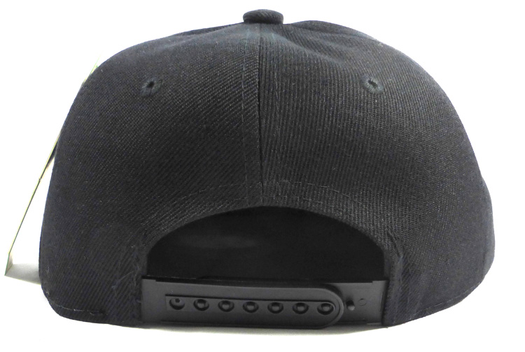 blank black snapback hats - photo #31