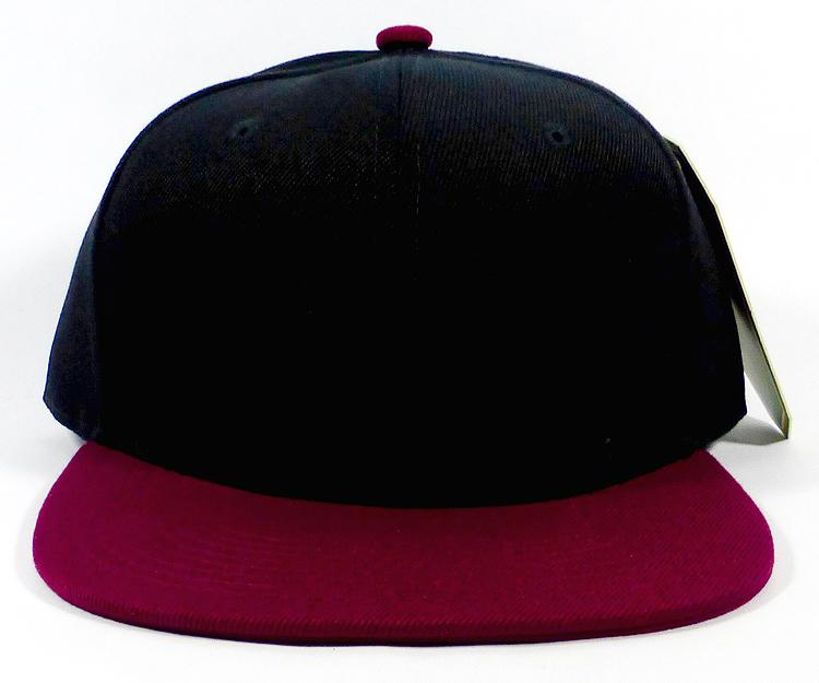 blank black snapback hats - photo #27