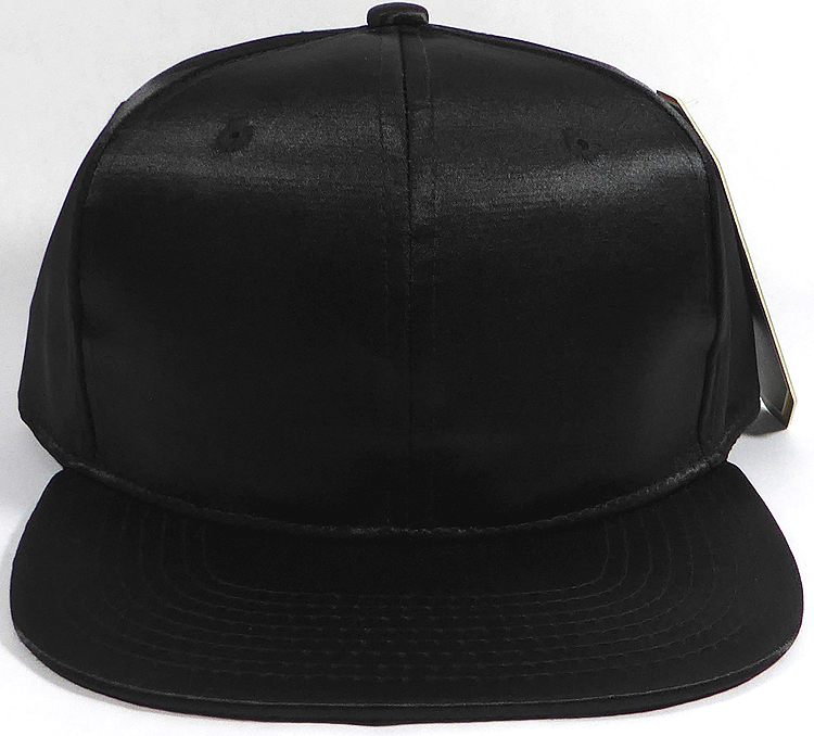 blank black snapback hats - photo #2