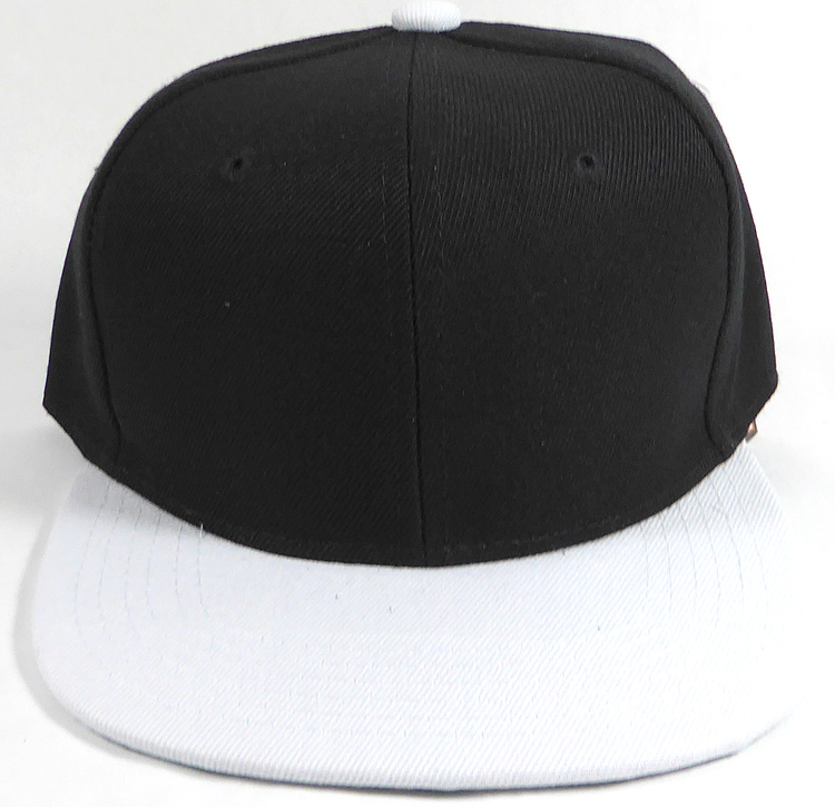 blank black snapback hats - photo #48
