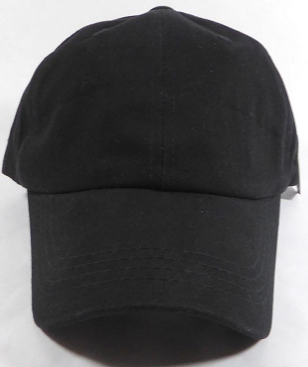 cheap plain white baseball caps womens cap wash cotton hat