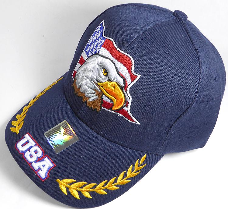 camouflage baseball hat with american flag eagle cap vanderbilt