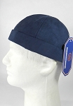 Wholesale Brimless Cap - Suede Navy
