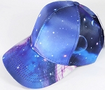 Wholesale Dad Hat - Baseball Blank Caps - Galaxy - Blue