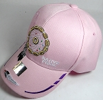 Wholesale Native Pride Baseball Cap - Dream Catcher - Light Pink