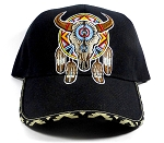 Wholesale Native Pride Baseball Black Hats