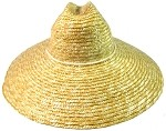 Straw Hat Wholesale - Sun Protection Hat with Chin String