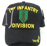 Wholesale US Military Caps - 1st Infantry Division
