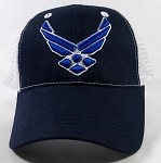 Wholesale US Military Air Force Caps - USAF Mesh Hats