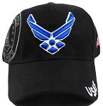 Wholesale US Military Air Force Hats - USAF Ball Caps