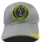 Wholesale US Military Army Caps - ARMY Insignia Mesh Hats
