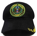 Wholesale US Military Army Caps - ARMY Emblem Mesh Hats