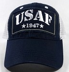 Wholesale US Military Air Force Caps - USAF Mesh Hat