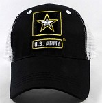 Wholesale US Military Army Caps - ARMY Mesh Hat