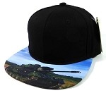 6-Panel Blank Strapback Hats Caps Wholesale - Tank