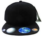 6-Panel Blank Strapback Hats Caps Wholesale - Planets