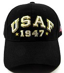 Wholesale US Military Ball Caps - USAF 1947 Hats