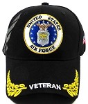 Wholesale US Military Air Force Caps - Veteran Hats