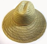 Straw Hat - Natural Straw 100%/Sun Protection Hat