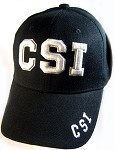 Law & Order Hat - CSI Logo Ball Cap Wholesale