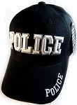 Law & Order Hat - Police Logo Ball Cap