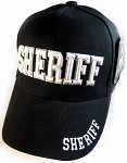 Law & Order Hat - Sheriff Logo Ball Cap Wholesale