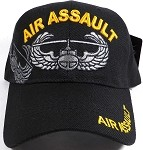 Wholesale Licensed Military Baseball Hat - Air Assault