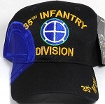 Licensed Military Hat Wholesale - 35th Infantry Division