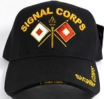 Wholesale US Military Army Baseball Cap - Signal Corps