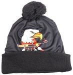 Wholesales Fashion Pom Pom Beanie Winter Hats - Native Pride - Eagle