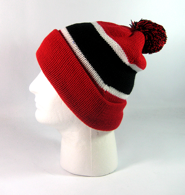 Wholesale Pom Pom Beanies Winter Trendy Hats Men Women Knit Hat b6badde58f1