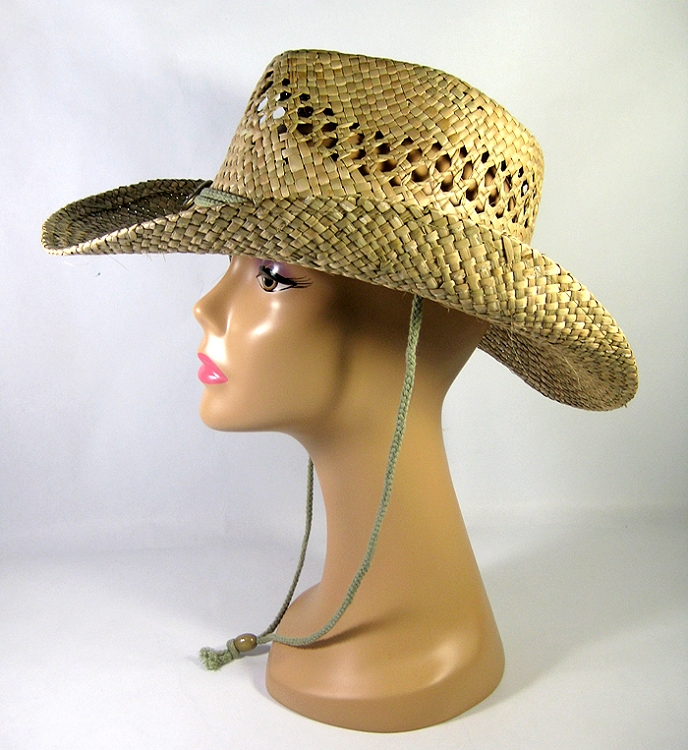 fd1a285ebd Wholesale Cowboy Cowgirl Hats Made with Natural Straw Toasted ...