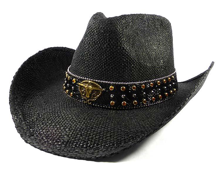 Cowboy Straw Hats Wholesale - Texas Longhorn Belt 5d1992b7c2e