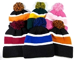 Beanies Wholesale | Pom Pom Beanies Trendy Winter Hats 2