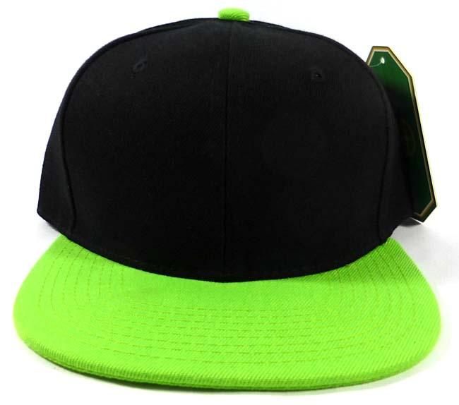 929927d14ec Wholesale Blank Snapback Hats Caps - Black