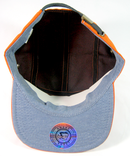 Wholesale Blank 5 Panel Camp Hats Caps Orange Bulk 7458a3ffd5b6