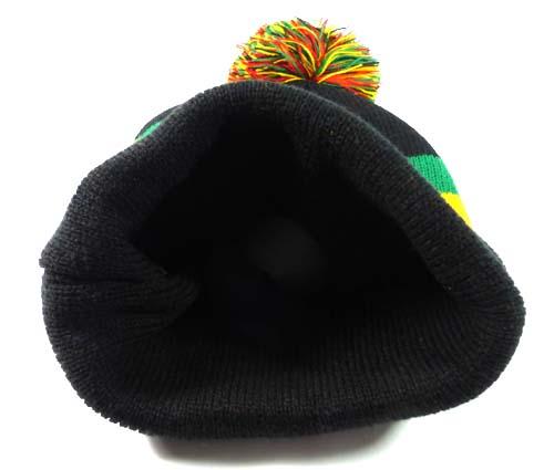 05dc2437eb6c9 Wholesale Pom Pom Beanies Rasta Hats Winter Caps
