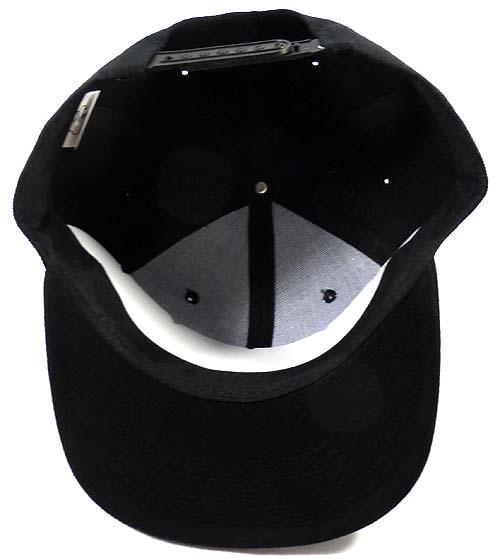 Blank Black Snapback Caps Hats Wholesale - Black Under Bill 7c62949c457