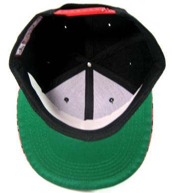Blank Python Snakeskin Retro Snapback Hats Wholesale  2d8e94ed504
