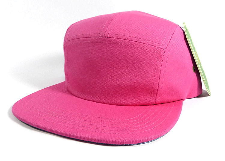 3f15c7c6bf973 Home   ALL HATS   Blank 5-Panel Camp Hats Caps Wholesale - Hot Pink