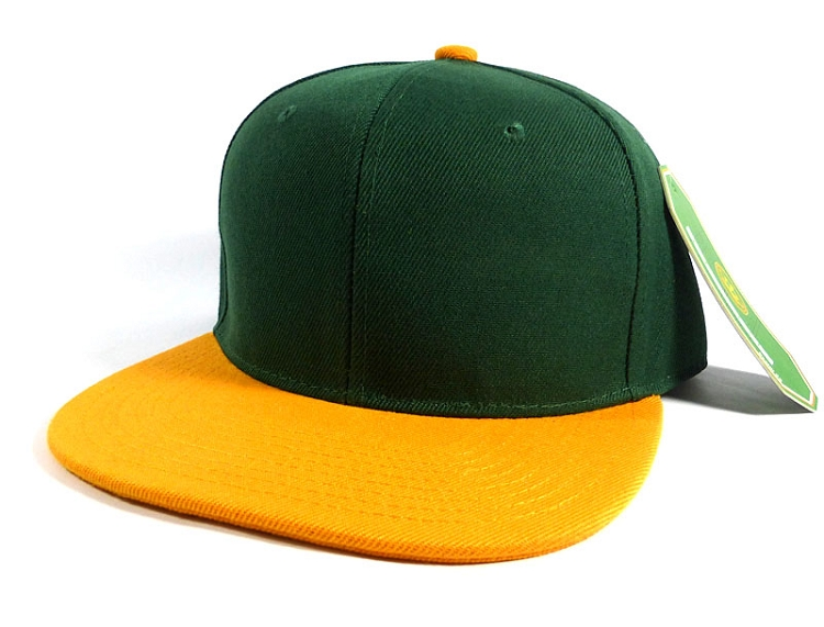 Home   ALL HATS   Blank Snapback Hats Caps Wholesale - D.Green  c693f72ddf9