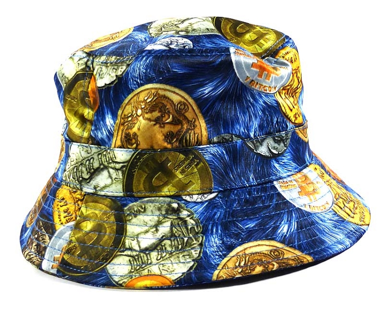 66adf975c94 Home   ALL HATS   Wholesale Fashion Bucket Hats - Bitcoins