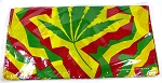 Wholesale Bandannas (Dozen-Pack) - Rasta Marijuana Leaves