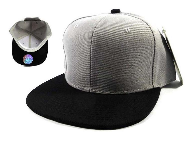 blank black snapback hats - photo #11