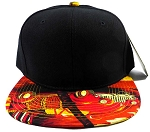 Blank Snapback Hats Caps Wholesale - Sunset Hawaiian Beach