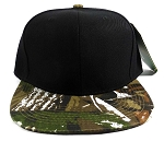 Wholesale Blank Camouflage Snapback Hats Caps 26
