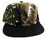 Wholesale Blank Camouflage Snapback Hats Caps 25